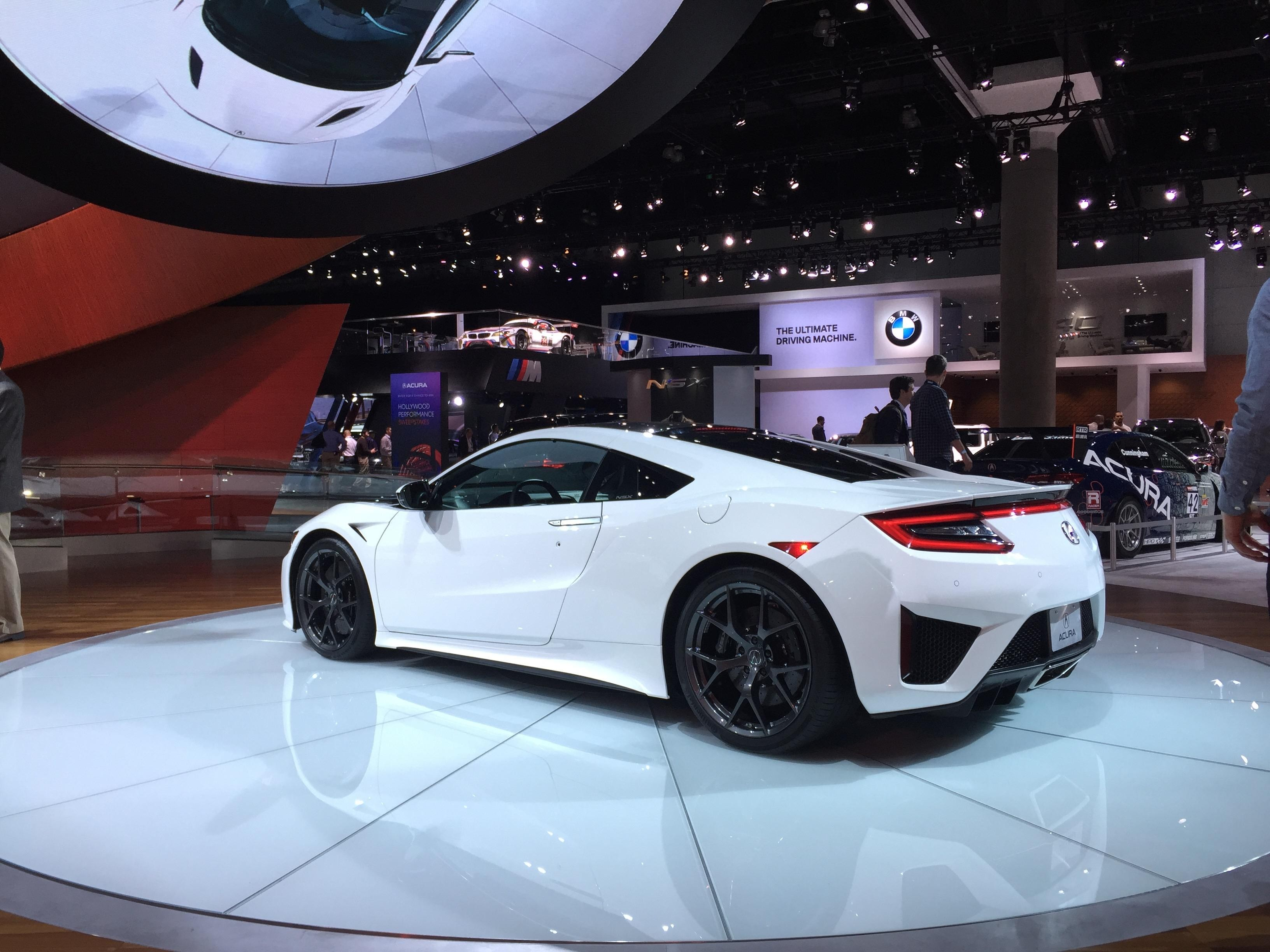 2017 acura nsx goes on sale soon who gets the first one wtvc