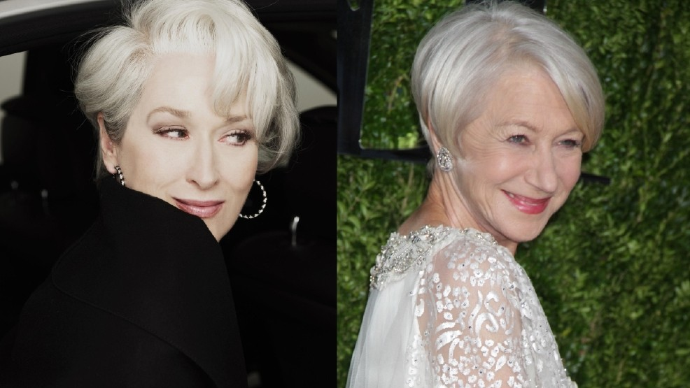 Helen Mirren Meryl Streep Stole My Hairstyle For The Devil Wears Prada Role Wtvc