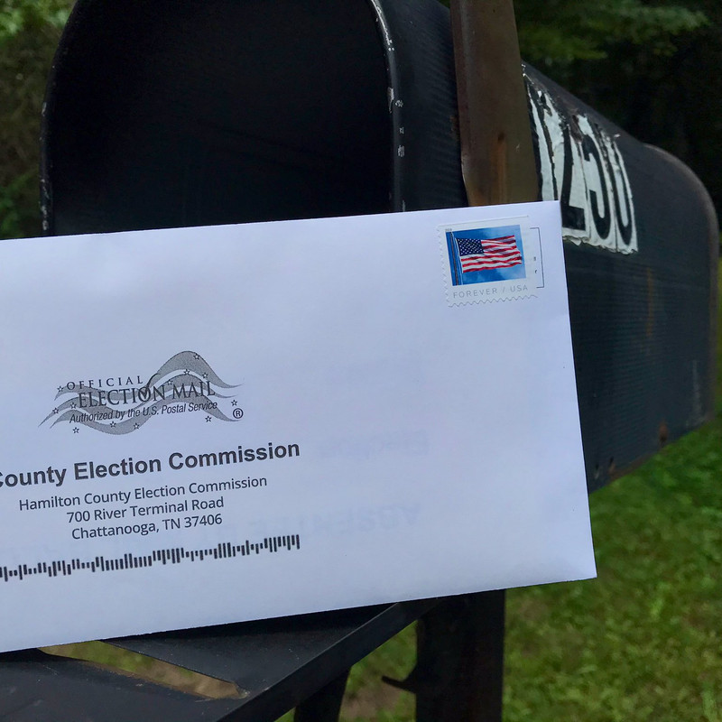Hamilton Co Voters Triple Mail In Ballot Expectations Covid 19 Spurs Absentee Voters Wtvc